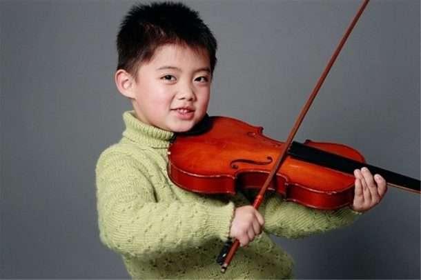 Khóa học Violon cơ bản