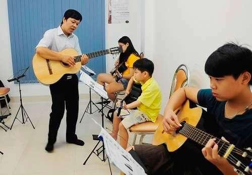 Khóa học Guitar cơ bản