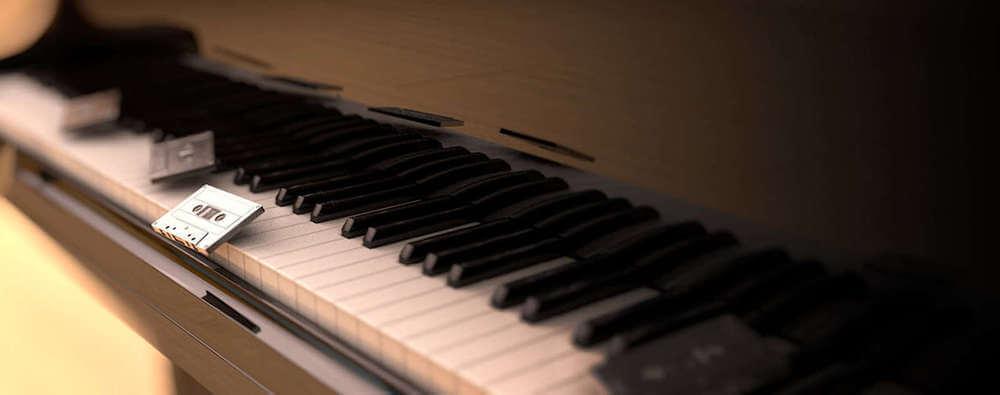 Bé yêu âm nhạc